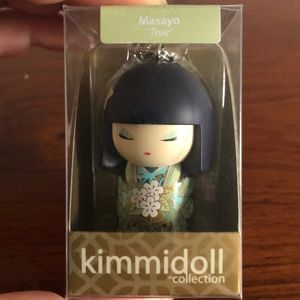 "Accessories - Kimmidoll keychain ""True"""